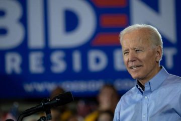 Joe Biden Promises to Cure Cancer
