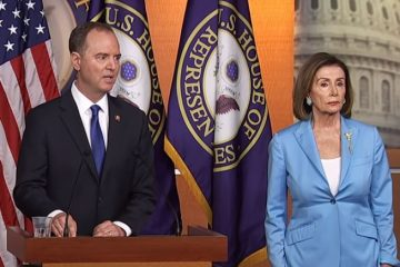 nancy Pelosi Adam Schiff