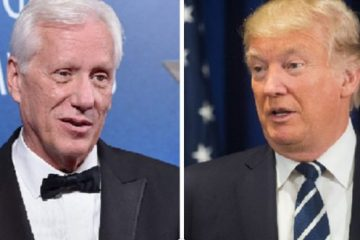 james woods president trump
