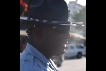 georgia state trooper o'neal saddler