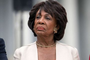 maxine waters rioting