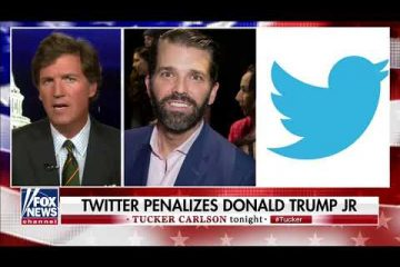 Donald Trump Jr. Tucker Carlson