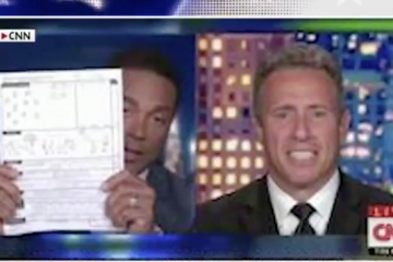 don lemon chris cuomo cognitive test