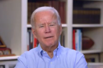 joe biden live stream