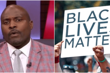 sports commentator marcellus wiley black lives matter