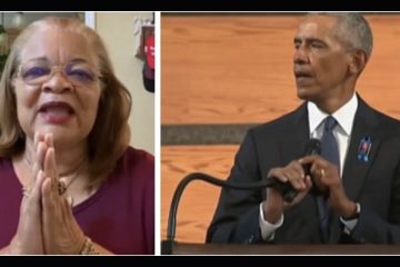 alveda king obama john lewis eulogy